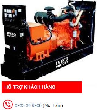 Máy phát điện Iveco
